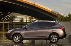 2008 Nissan Rogue Service Manual - Car Service