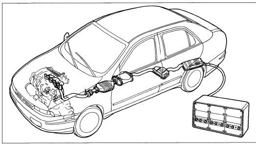 fiat marea 2001 2002 - service manual and repair - fiat marea 2001