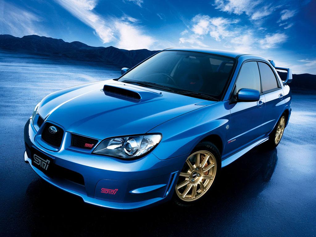 Subaru Impreza Wrx 2010 - 2011