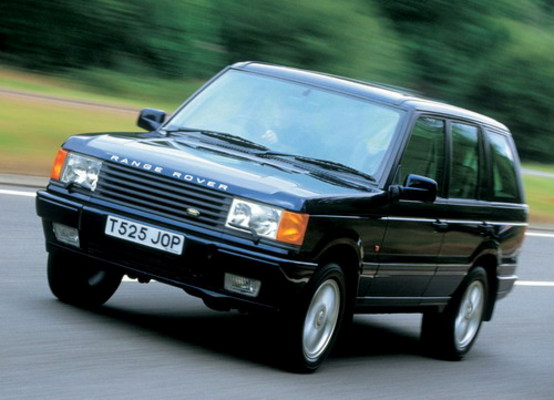 Land Rover Range Rover 2002 Service Repair Manual
