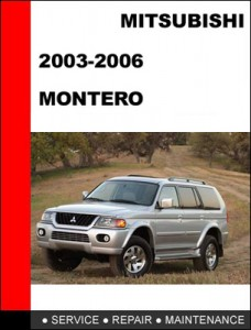 Mitsubishi Pajero 6g74 2003 Manual EBook @ 2.tbctoulouse.com