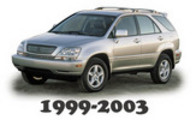 Lexus rx 300 1999 2000 2001 2002 2003 Auto Mechanical Service Repair Manual