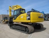Komatsu PC200LC-7L, PC220LC-7L Hydraulic Excavator Factory Service Repair shop Manual Pdf
