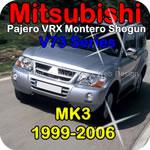 Mitsubishi Montero Pajero Shogun 1999 2000 2001 2002 2003 2004 2005 2006 V6 Workshop Service Repair Manual