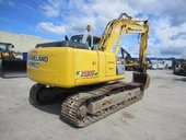New Holland Kobelco E175B, E195B Crawler Excavator Factory Service Repair Manual